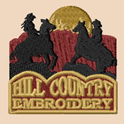 Hill Country Embroidery logo